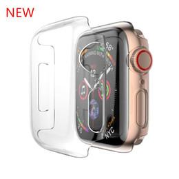 Para Apple Watch Series 4 PC Estuche rígido, cubierta transparente, cubierta protectora para iWatch 1/2/3 desde fabricantes