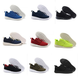 Wholesale Running Jumping - Best comfortable men women London Olympic spirit Running Shoes casual speed black red multi color Casual mesh running trainers discount jump