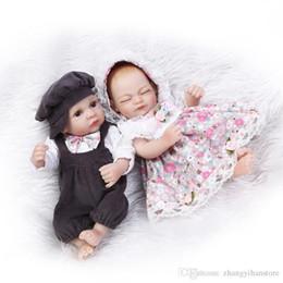 2019 детские игрушки Полное Тело Силиконовые Возрождается Кукла Игрушка Новорожденный Мальчик Девочка Младенцы Куклы Перед Сном Играть Дом Купаться Душ Игрушка Подарок На День Рождения скидка детские игрушки