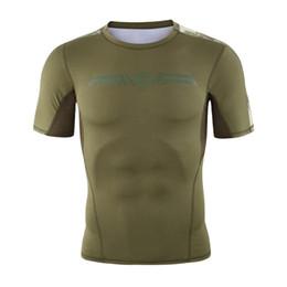 Shanghai Story Nuova Vendita uomo Fitness Elastico Slim Fast Dry Camouflage T-Shirt Estate Arrampicata Escursionismo Maglietta Manica Corta Traspirante da abbigliamento vintage di motocicletta fornitori