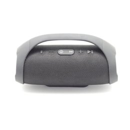 audio-aktien Rabatt Lager Mini Boom Box im Freien HIFI Bass Spalte Lautsprecher Wireless Bluetooth Lautsprecher Boombox Bluetooth Wireless Lautsprecher Stereo Audio