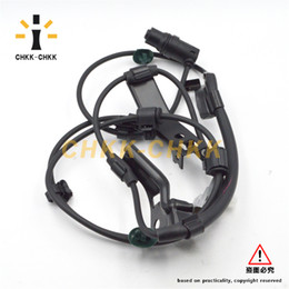 Wholesale abs front sensor - Right Front ABS Sensor 89543-0K020 For Toyota HILUX 89543-0K020 for good quality and 1 year warranty