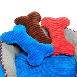Игрушки для собак онлайн-Укус устойчивая маленькая собака жевать игрушки кости форма молярный зуб чистки игрушки удобные Зоотовары горячие продажа 4 5dz ФФ