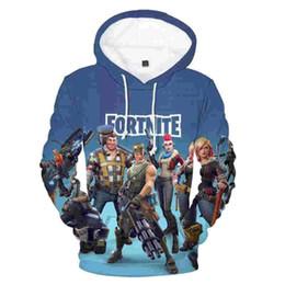 New Men  Women 3DFortnite Games Pullover Hoodie Sweatshirt plus size 4XL Hip-Hop Hooded 3d Print Fortnite Hoodie Fall Outfit