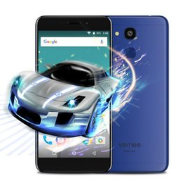 Wholesale Play Battery - Original vernee M5 Smartphone 4G Android 7.0 4GB RAM 64GB ROM 13.0MP+8.0MP Camera 3300mAh Battery GPS Touch ID Breathing Lamp WiF