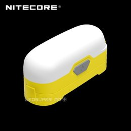 Wholesale Coloured Led Bulbs - New Arrival Nitecore LR30 High Colour Rendering Capability Dual Outputs LED Lantern Powered by One 18650 Li-ion Battery