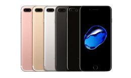 """2019 дюймовый android-телефон 3g android 4.2 Оригинал Восстановленное Apple iPhone 7 iphone7 Quad Core 4,7 """"2 ГБ оперативной памяти 32 ГБ / 128 ГБ / 256 ГБ ROM IOS 12MP отпечатков пальцев 4G LTE разблокированный телефон"""