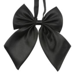 grossistes cravates pour hommes bowties Promotion Mode Unique Femmes Filles Nouveauté GRAND Noeud Papillon De Mariage Cadeau Papillon Gravata Mâle Noeud Papillon