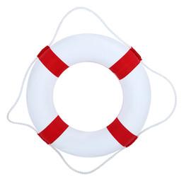 Decorações de festa para piscina on-line-Bóia de vida anel de natação piscina float para adulto anel de natação piscina de água diversão float toys crianças jogo brinquedo partido decorações
