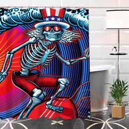 2019 country set da bagno Popolare ecologico personalizzato unico riconoscente morto # 2 tessuto moderno tenda della doccia bagno impermeabile per te H0220-120