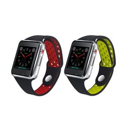 Wholesale cpu used - New M3 Smart Wrist Watch Smartwatch with MTK6261A CPU 1.54 inch LCD OGS capacitive Touch Screen SIM Card Slot PK DZ09 OTH912