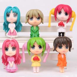 seemann mondpuppen Rabatt 5 cm Sailor Moon Maid Puppe Spielzeug Figur Puppe 5 cm Mini Mädchen Spielzeug 6 Stücke viele Spielzeug Cartoon Puppe Geschenk für Kinder