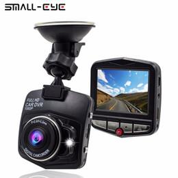 petite nuit caméra Promotion SMALL-EYE 2017 Date Dash Voiture DVR Caméra Enregistreur avec Grand Angle HD, Enregistrement En Boucle, la Carte Mémoire Flash Vision Nocturne