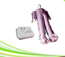Wholesale air legs - vacumterapia detox air compression massage boots air compression leg massager