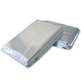 Calore termico in PET termoisolante per sicurezza di sopravvivenza con coperta da 4 confezioni da