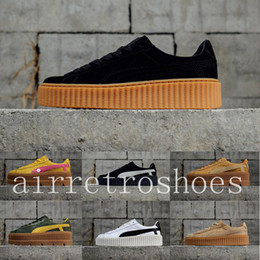 huge discount d81e7 91697 promotion fenty creepers