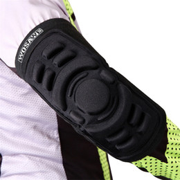 mtb gears Coupons - Mtb Elbow Pads Guard Mountain Bike Cycling Riding Elbow Protection Supportor Skiing Motorcycle Bicycle Downhill Protective Gears