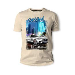 2019 carro das legendas Alemanha Clássico Legend Car E 63 E63 Silber Auto 2018 Verão para Homens Engraçado de Manga Curta T-Shirts de Algodão de Algodão 3D Camisetas desconto carro das legendas