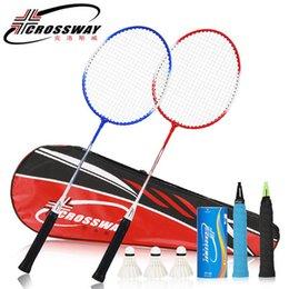 21284ffd4 2 Pcs de Alta Modulus Raquete De Badminton Raquete De Badminton Raquetes De  Badminton Mulheres Homens Raqueta Padel Com Saco Bolas raquete de grafite    ...
