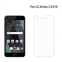 Wholesale Screen L9 - For LG Aristo V30 V20 G6 K20 Plus Stylo 3 tribute HD LS676 X power Stylus2 plus Charge Tempered Glass Screen Protector