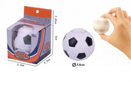 Wholesale Fans Products - 2018 Russian World Cup fans commemorative product finger football gyro rotating decompression toy spot wholesale, free freight