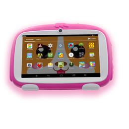 2018 BDF Nouveau 7 Pouces Android 4.4 Tablet Pc WiFi enfants tablette 8G stockage infantil cadeaux d'apprentissage pour enfants ? partir de fabricateur