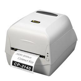 Wholesale T Shirts Printers Machines - Argox CP-2140M white Barcode transfer printer sticker printer machine 104mm label printing,jewelry label, price tag on T-shirt