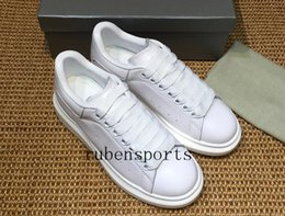 Wholesale Luxury Leather Sport Shoes Men - 2018 Luxury Designer Men Casual Shoes Cheap Best Top Quality Fashion Sneakers Party Increase Shoes Velvet Sports Increase Shoes Size35-45