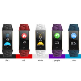 2019 freie schrittzähler T20 Fitness Tracker Smart Armband Armband Herzfrequenz Blutdruckmessgerät IP67 Wasserdicht Anruf Erinnern Sport Schrittzähler DHL-FREIES SCHIFF günstig freie schrittzähler