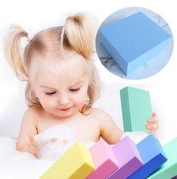 Wholesale Foaming Bath - The new Baby bath artifact children rubbing rubbing cleaning sponge foam sponge bath sponge bath brush T4H0260