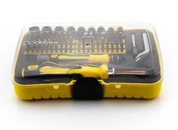 Wholesale universal screwdriver - 70 in 1 alloy steel repair pry kit tools screwdrivers lcd screen separator ipad repair tools laptops hand tools for iphone camera