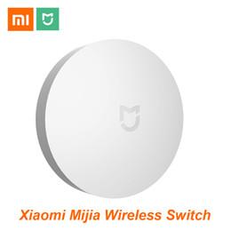 Canada Electronique Télécommande d'origine Xiaomi Mijia Commutateur sans fil d'origine Centre de contrôle domestique Intelligent Multifonction ... cheap house electronics Offre
