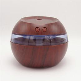 Fabricante de la niebla de Aromatherapy del difusor del aceite esencial del difusor del aroma del USB con el humidificador ultrasónico de la luz del LED azul desde fabricantes