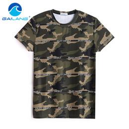8e85e00fb3dd8 Gailang Brand Design Printed T Shirt Summer Men s Short Sleeve Tee Tops  Plus Size XXXL Man Tshirts O Neck T-shirt Casual