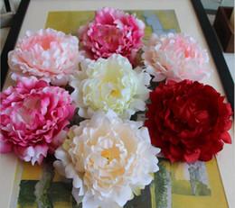 piantare peonia Sconti Simulazione 14CM fiore all'ingrosso felice peonia fiore decorazione della casa falso fiore simulazione di nozze impianto L493
