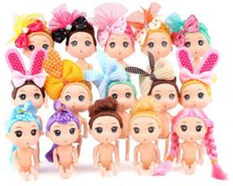 2019 desenhos animados do filme da menina Filmes dos desenhos animados Mini Boneca de Fadas Princesa Modelo Boneca Brinquedos Figuras de Ação de Decoração Para Casa Partido Bolo Menina Presente Das Crianças desenhos animados do filme da menina barato