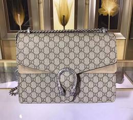 Wholesale Genuine Suede Leather Handbags - brand new pvc women shoulder bag famous designer suede women handbag lady shopping bag403348