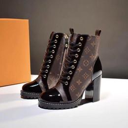 tubo del cordón de los hombres Rebajas diseñador de zapatos de mujer Plataforma tacones altos diseñador de mujer tacones zapatos 2018 marca moda diseñador de lujo zapatos de mujer tacones altos