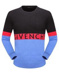 Wholesale American Paris - NEW Winter Europe Paris American Stars Fashion Men Luxury Sport Sweater Casual Women classic Shirt Pullover O-Neck Knitwear giv t-shirt