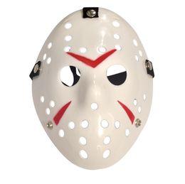 Хэллоуин Косплей Костюм Пористая Маска Джейсон Вурхи Пятница 13-й фильм ужасов Хоккейная маска от