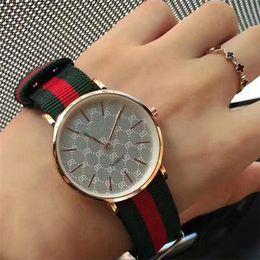 Wholesale quartz table - DW Unisex Watches invicta Quartz Watch Men Luxury Casual Wristwatches Women Dresses Hot Watches Rose Gold Clock Wholesale Gift table