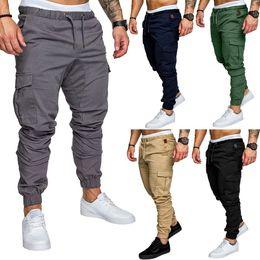 Diseñador de lujo para hombre pantalones de chándal Casual hombres  pantalones overoles Tácticas militares pantalones de cintura elástica pantalones  de carga ... 4e5f8b633eae
