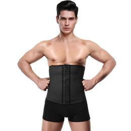 b2f072f30d9 SEXYWG Gym Men Weight Loss Lumbar Back Belt Waist Support Belt Waist  Trainer Fitness Running Belts Exercise Elastic Strap