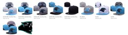 Wholesale brown panther - Free shipping 2018 NEW basketball Snapback Carolina sports All Teams Caps Men&Women Panthers Adjustable Football Hats wholesale