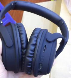 2019 новые горячие высококачественные беспроводные наушники с полной розничной коробкой для ПК компьютер Bluetooth беспроводная гарнитура с пакетом для QC 35 25 supplier hot new headphones от Поставщики новые горячие наушники