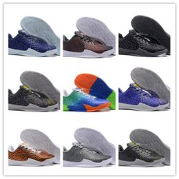 official photos aad4c feb7d 2018 Billig Verkauf Kobe 11 Low Mentalität 3 Sport Basketball Schuhe Top  Qualität Mens Fashion KB 11 s 3 Mt Schwarz Wein Training Turnschuhe US 40-46