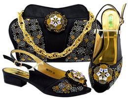 Canada Nouveaux styles femmes soirée sacs d'embrayage vente chaude dames designer correspondant chaussures et sac ensemble italien chaussures et sac à main ensemble pour la mariée Offre