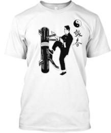 Argentina Camiseta lavable Love Wing Chun Élégant (S-3XL) Camiseta Élégant (S-3XL) Camisetas de Pride Of The Creature Suministro