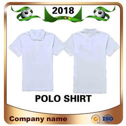 2018 Copa del Mundo POLO camisetas atléticas 18 19 POGBA GRIEZMANN GIROUD  MBAPPE COMAN manga corta Ocio deportivo traje V Cuello Equipo nacional POLO 7d631819ee1fa