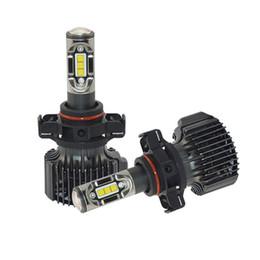 Wholesale Led Automotive Bulbs - LED Car Headlight D1 D2 D3 D4 P13W PSX24W PSX26W H7 4200LM 36W Bright and Safe Automotive Led bulb For MERCEDES-BENZ E-Class composite